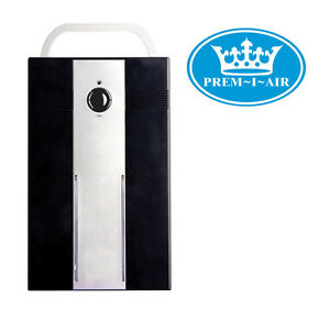 Genuine Prem-I-Air Dehumidifier Portable Living Room Bedroom Kitchen Damp Mould