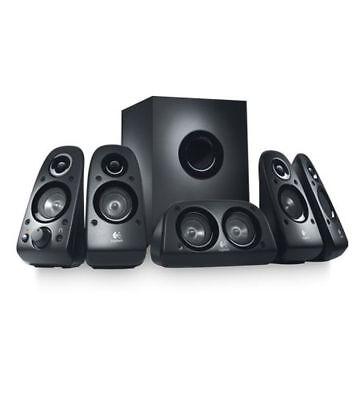 Logitech Z506 5.1 Surround Sound Speaker System (IL/RT5-980-000430-UA)