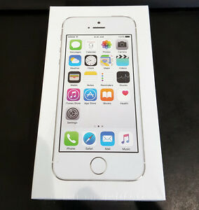 ***Brand New, SEALED In Box Apple IPhone 5s 16gb with all Acc***