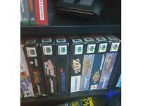 7 x n64 games
