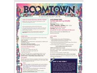 Boomtown Festival Tickets