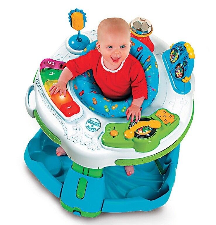 Baby Learn & Groove Activity Station Leapfrog