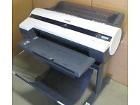 Canon IPF600 Plotter collect for free A1 color plotter Large format color printer