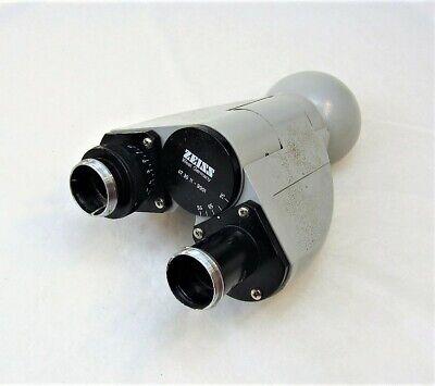 Zeiss Binocular Microscope Head 473011-9901