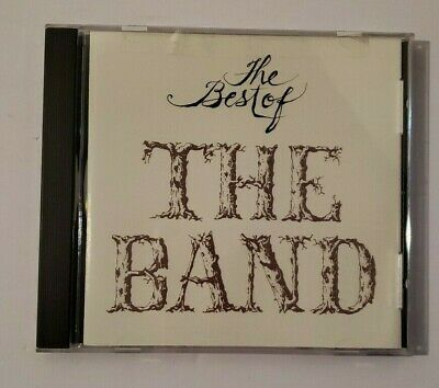 BEST OF THE BAND CD THE NIGHT THEY DROVE OLD DIXIE