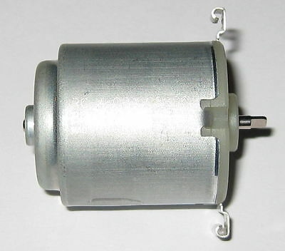 Mabuchi Rc-260ra Dc Motor - 12 Vdc - 8000 Rpm - Short Shaft - Low Current