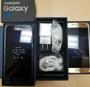 Unlocked Samsung S7 $300, S7 Edge $400, Note 8 $800 w/ WARRANTY