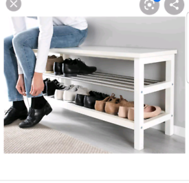 Large shoe stand