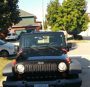 2007 Jeep Wrangler Unlimited X 4x4 Leather