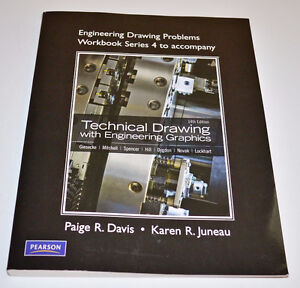 CNA Engineering Graphics Textbooks St. John's Newfoundland image 2