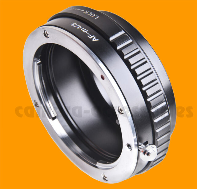 Sony A Alpha Minolta MA AF lens to Micro 4/3 Four Thirds m4/3 mount adapter ring