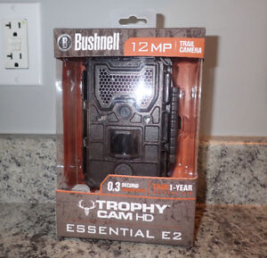 Camera de chasse Bushnell trophy cam HD essential 2