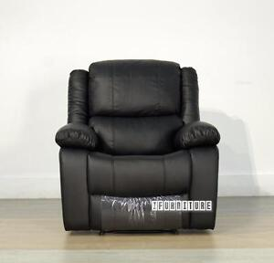 ifurniture Warehouse sale --Reclining Leather Single Sofa $349