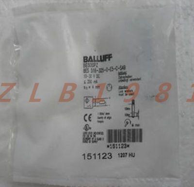 ONE NEW- BALLUFF Proximity Switch BES