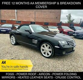 image for 2021 Chrysler Crossfire 3.2 Roadster 2dr Convertible Petrol Manual