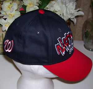 Washington Nationals New Era Youth 9Forty Cap London Ontario image 3