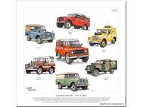 WANTED 4X4 Land Rover Defender Series pickup Hilux jeep Isuzu Suzuki Daihatsu Patrol Land Cruiser