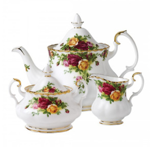 Royal Albert Old Country Rose (Brand New, Never Opened)