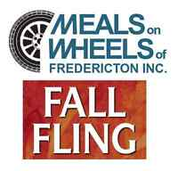 Fall Fling: Meals on Wheels Fundraiser