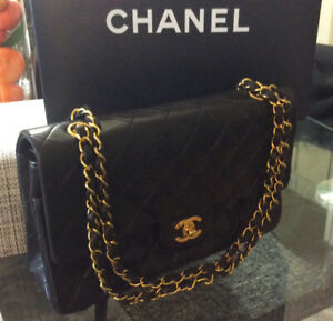 d10753d9f61b Chanel Classic Flap Bag | Kijiji in Ontario. - Buy, Sell & Save with ...