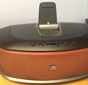 JBL OnBeat Rumble (500$ retail) Power port damaged, can be fixed