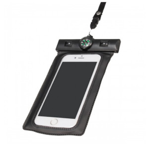 50 Waterproof Phone Cases with laynyard and compass