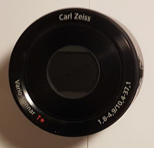 Sony QX100 20.2MP 3.6x Optical Zoom Lens for Cell Phone
