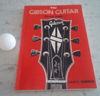 The Gibson Guitar, From 1950, Ian C. Bishop, 1977