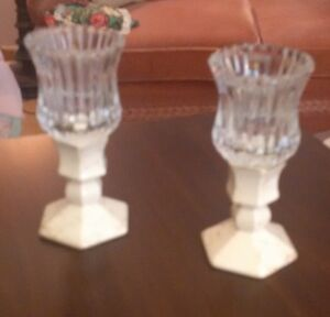 Pair of Partylite Candle Holders