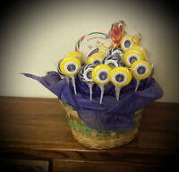 Candy Bouquets! Unique, Lovely and Affordable!