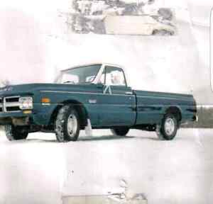 I'm looking for my old truck. 72 gmc