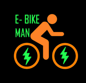 Electric bike man (e bike kit fittings) $170