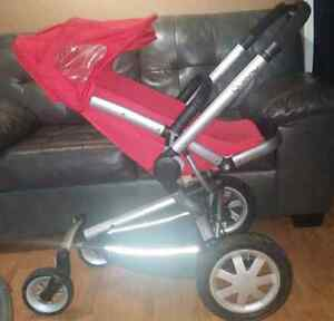 Quinny Buzz : Trade for Contours Options or Valco w/ toddler sea