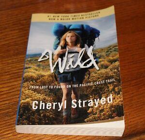 """""""Wild"""" Novel by Cheryl Strayed"""