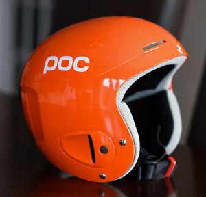 Casque de ski POC orange - Petit/Small Gatineau Ottawa / Gatineau Area image 1