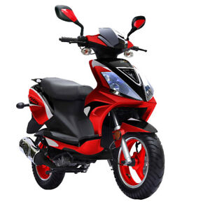 SCOOTER  FUSION  49CC