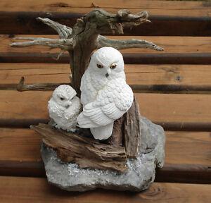 Hand Crafted Snowy Owls Belleville Belleville Area image 3