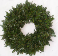 Fresh Fir Christmas Wreaths