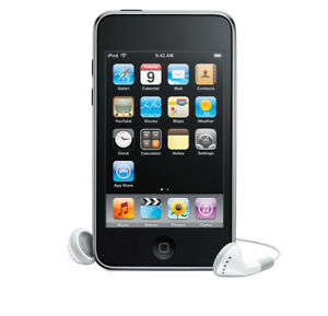 iPod touch 2nd Gen 8GB Black