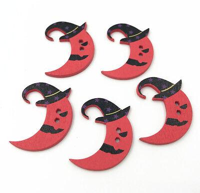 fe Holz Nähen Dekoration handwerk scrapbooking 30mm (Halloween Handwerk Dekorationen)
