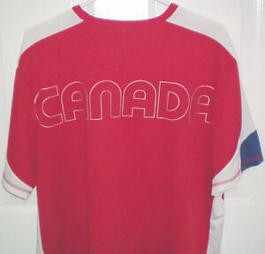 Team Canada 2006 Olympics Hat and Large T Shirt London Ontario image 3