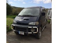Mitsubishi Delica L400 2.8L Space Gear 8 Seater Spares or Repairs NO OFFERS
