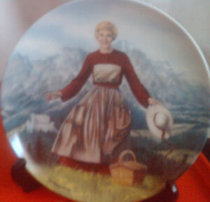 Collector Plate:   The Sound of Music series