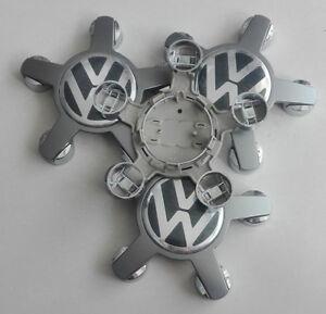 4 Caps de roues VW pour Mag Audi - 4F0601165N