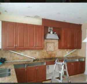 Kitchen cabinet get a great deal on a cabinet or counter for Kitchen cabinets barrie