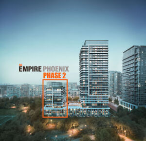 Empire Phoenix Phase 2//Mimico Area//Guaranteed allocations