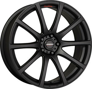 18-SPEEDY-CARBINE-BLACK-WHEELS-TYRES-FOR-FORD-FALCON-FG-BA-BF-AU-XR6-XR8