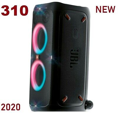 JBL Partybox 310 Portable Party Speaker with dazzling lights 2020 model -...