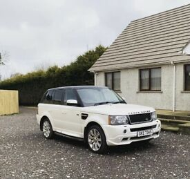 image for Range Rover HSE sport 2.7 overfinch