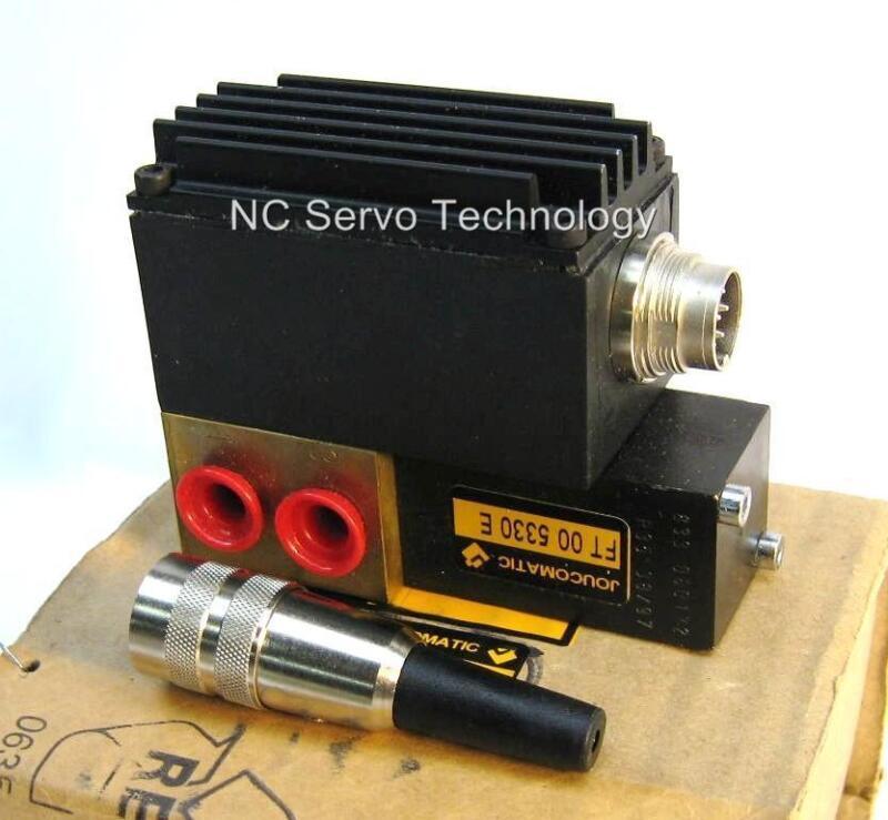 Nib Asco Joucomatic 60160031 Pneumatic Proportional Valve New 601 Series